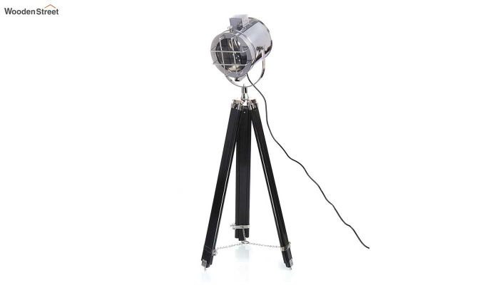 Saber Black Tripod Lamp by Grated Ginger-2