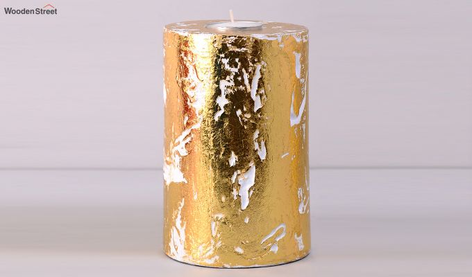 Golden Candle Stand-3