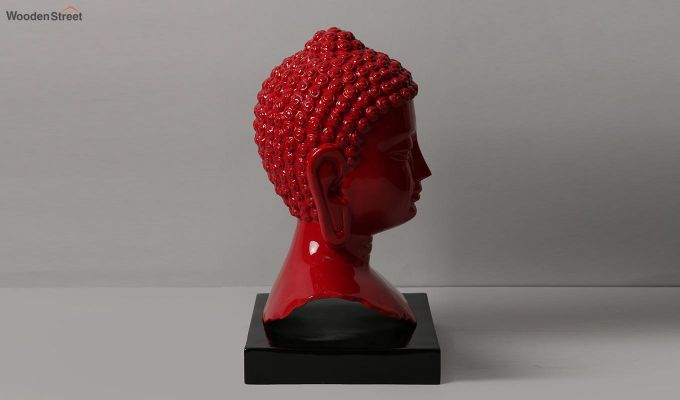 Scarlet Buddha Resin Face Idol-4