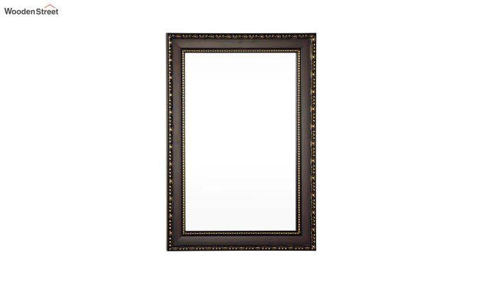 Fibre Frame Wall Hanging Bathroom Mirror-2