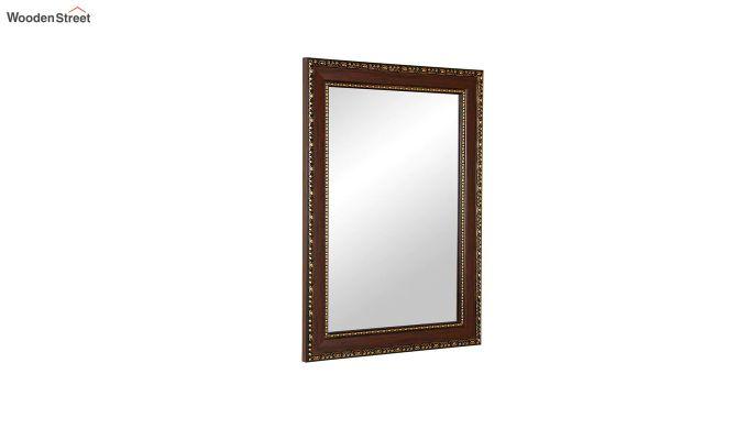 Fibre Frame Wall Hanging Bathroom Mirror-3