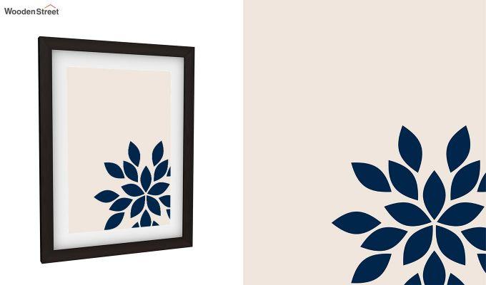 Blue Wood Framed Wall Art 1 (Set of 2)-3