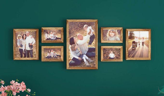 Camilla Frame Collage (Natural Finish) (Natural Finish)-1