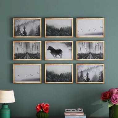 Photo frame available online: Best wall frames design India
