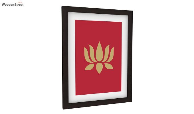 Lotus Stalks Framed Wall Art (Set of 2)-4