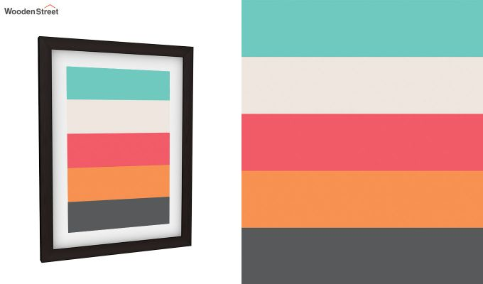 Peach Valentine Framed Wall Art 3 (Set of 2)-4