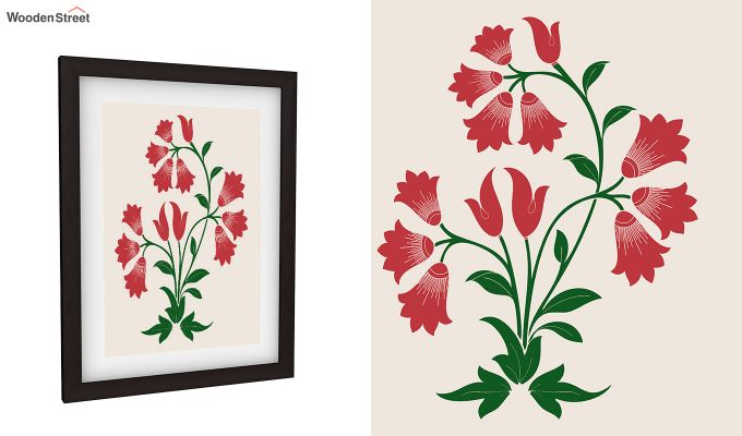Redoo Spring Bloom Framed Wall Art 1 (Set of 2)-3