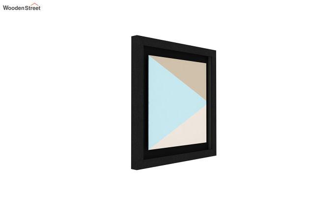 Sugar Pastel Floater Framed Wall Art 2 (Set of 2) (Black Finish)-4