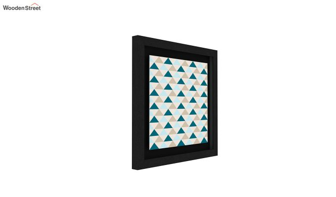 Sugar Pastel Floater Framed Wall Art 2 (Set of 2) (Black Finish)-5