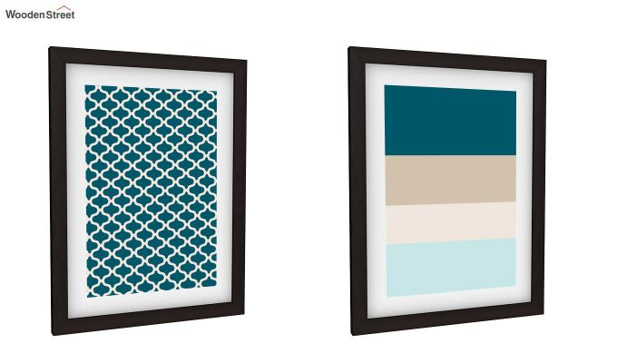 Sugar Pastel Framed Wall Art 1 (Set of 2)-2