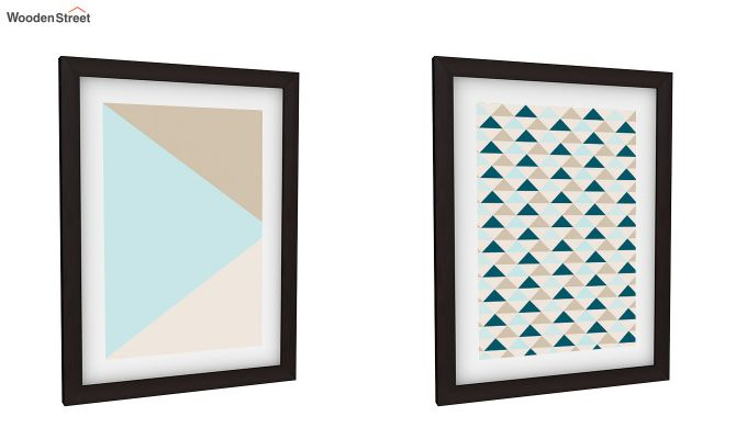 Sugar Pastel Framed Wall Art 2 (Set of 2)-2