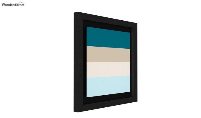 Sugar Pastel Floater Framed Wall Art 1 (Set of 2) (Black Finish)-2