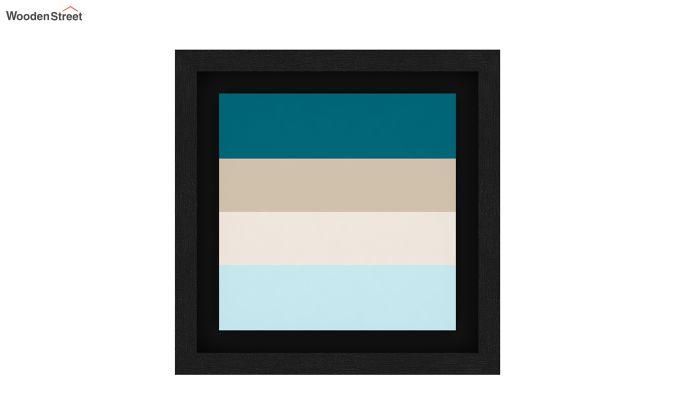 Sugar Pastel Floater Framed Wall Art 1 (Set of 2) (Black Finish)-4