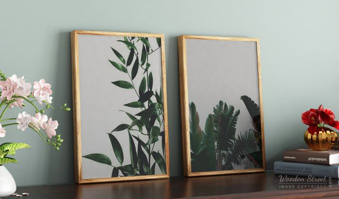 The Twin Frame (15 x 19 inch)-1