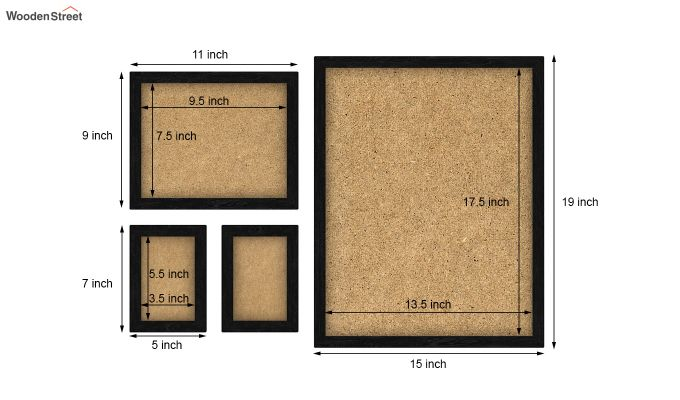 Beat Photo Collage (Black Finish) (Black Finish)-3