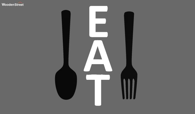 Cutlery Eat Wall Decor-2
