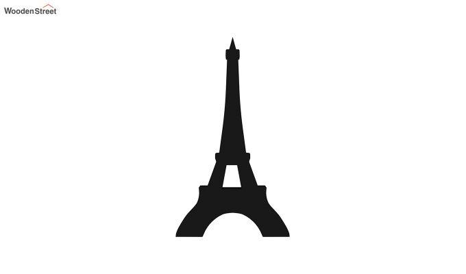 Eiffel Photo Collage (Black Finish)-5