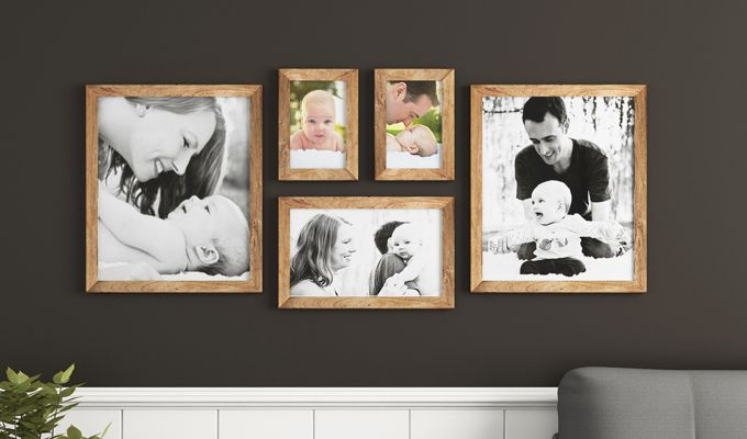Hopper Photo Collage (Natural Finish) (Natural Finish)-1