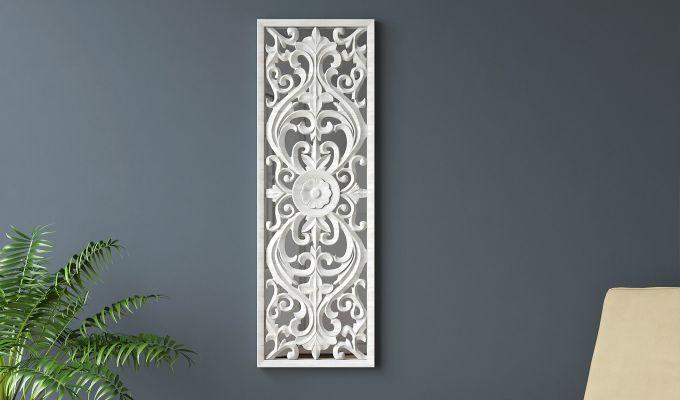 Juno Tall Mirrored Wall Panel-1