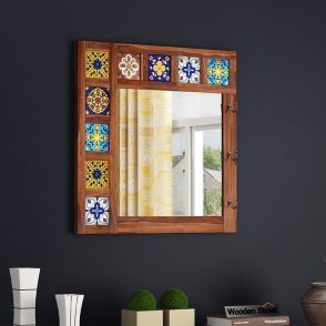 11c8235dd29c Solid Wood Mirror Frame in India