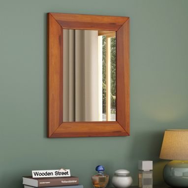 Cali Mirror With Frame