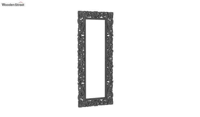 Meadow Mirror With Frame (Grey Distress)-2
