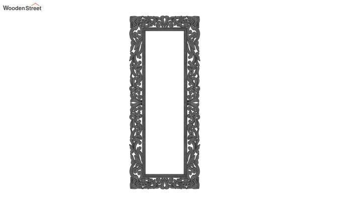 Meadow Mirror With Frame (Grey Distress)-3