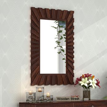 Mirror Frame : Buy Wooden Mirror Frames Online in India
