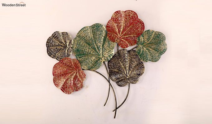 Lilly Pad Wall Hanging (Multi Color)-3