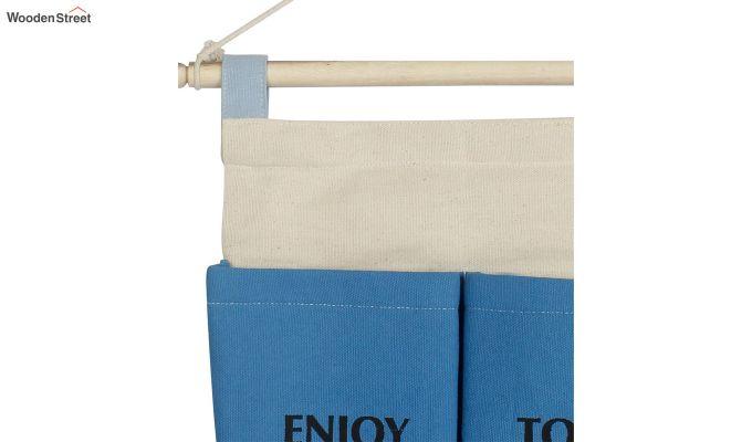 Multipurpose 3 Pocket Multicolour Wall Hanging Organizer-4