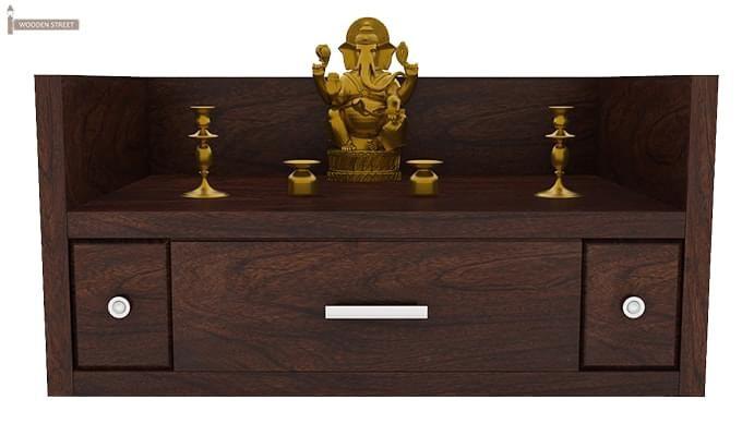 Ananta Home Temple (Walnut Finish)-2