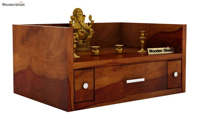 Ananta Home Temple (Honey Finish)-2