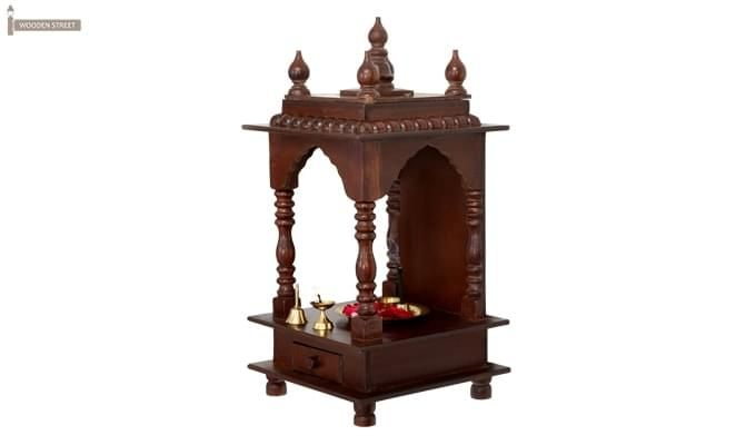 Anjalika Home Temple (Mahogany Finish)-2