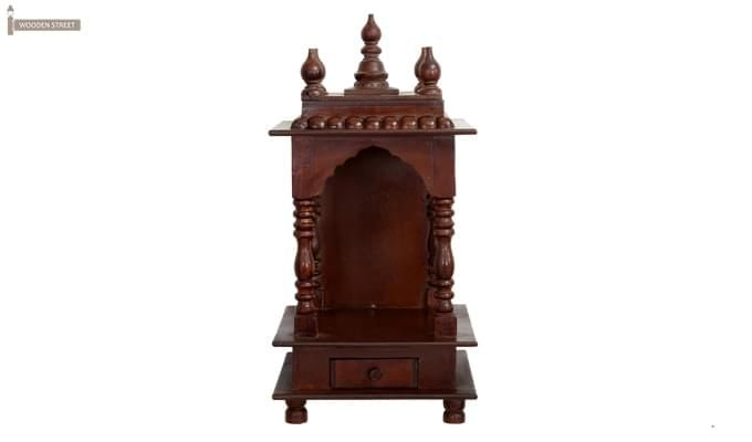 Anjalika Home Temple (Mahogany Finish)-5