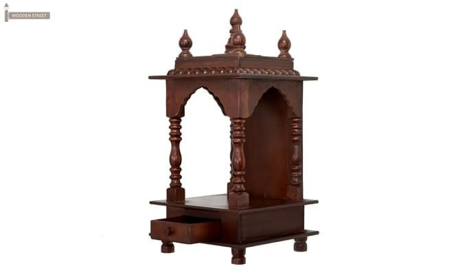 Anjalika Home Temple (Mahogany Finish)-7