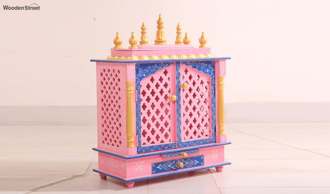 Baby Pink Home Temple-2