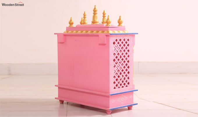 Baby Pink Home Temple-4