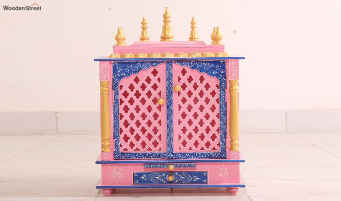 Baby Pink Home Temple-6
