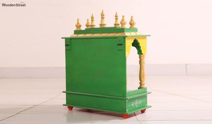 Bright Green Home Temple-3