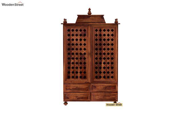 Maurya Home Temple (Honey Finish)-3