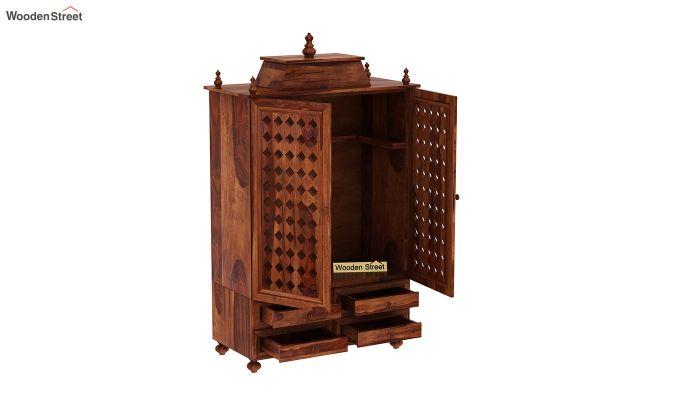 Maurya Home Temple (Honey Finish)-4