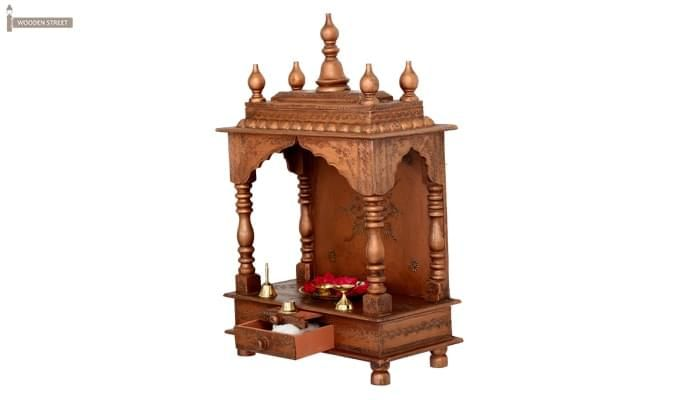 Mukunda Home Temple (Brown)-1