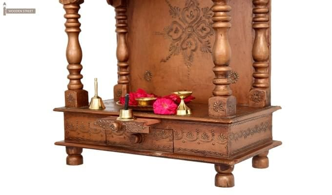 Mukunda Home Temple (Brown)-8