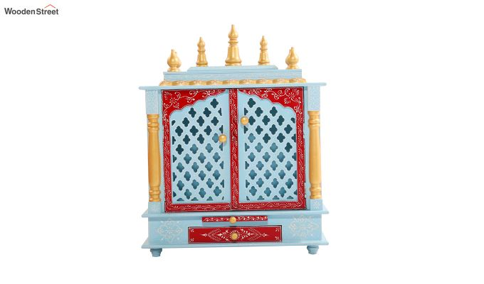 Pastel Blue Home Temple-2