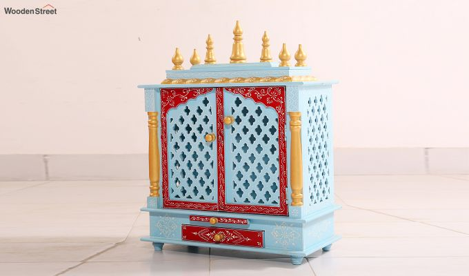 Pastel Blue Home Temple-1