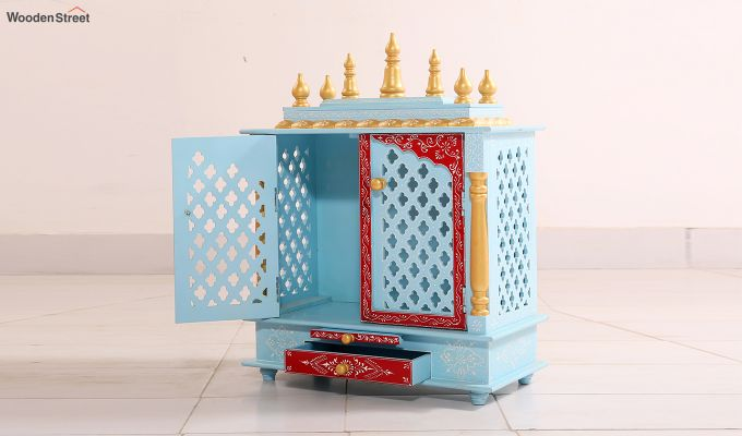 Pastel Blue Home Temple-4