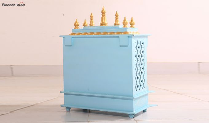 Pastel Blue Home Temple-5