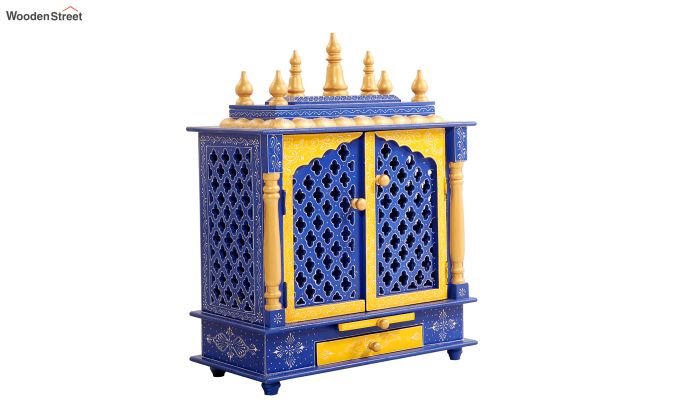 Royal Blue Home Temple-2