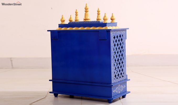 Royal Blue Home Temple-5
