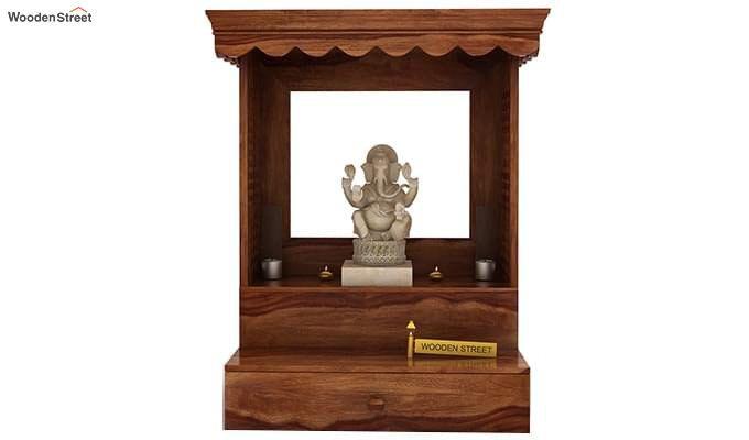 Valdim Home Temple (Teak Finish)-2